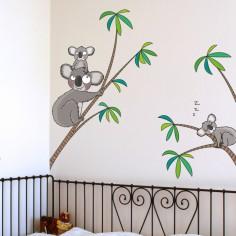 stickers muraux chambre bebe et enfant
