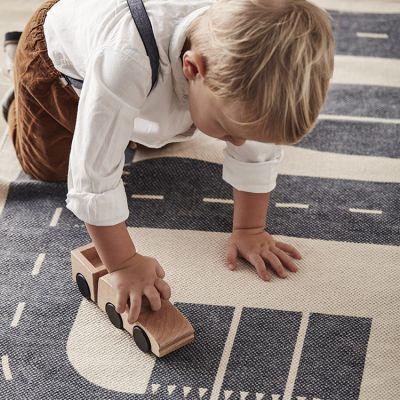 tapis circuit pour voiture aiden 90 x 130 cm