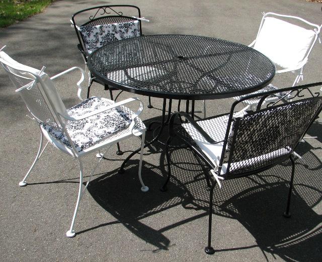 Inexpensive Custom Patio Chair Cushions  r u l y