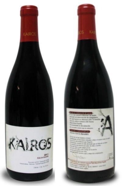 Kairos 2011 Wine From Spain Seeking For Distributors