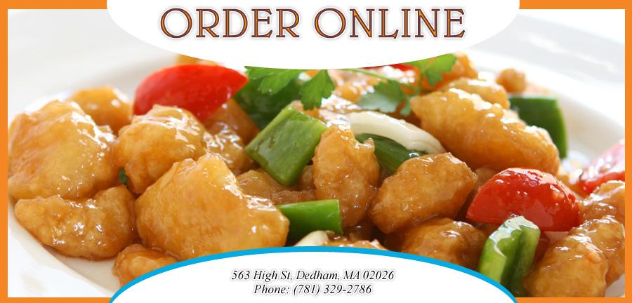 Cathay Kitchen  Order Online  Dedham MA 02026  Chinese