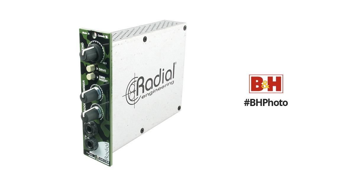 Radial Engineering Radial 500 Series TankDriver Spring