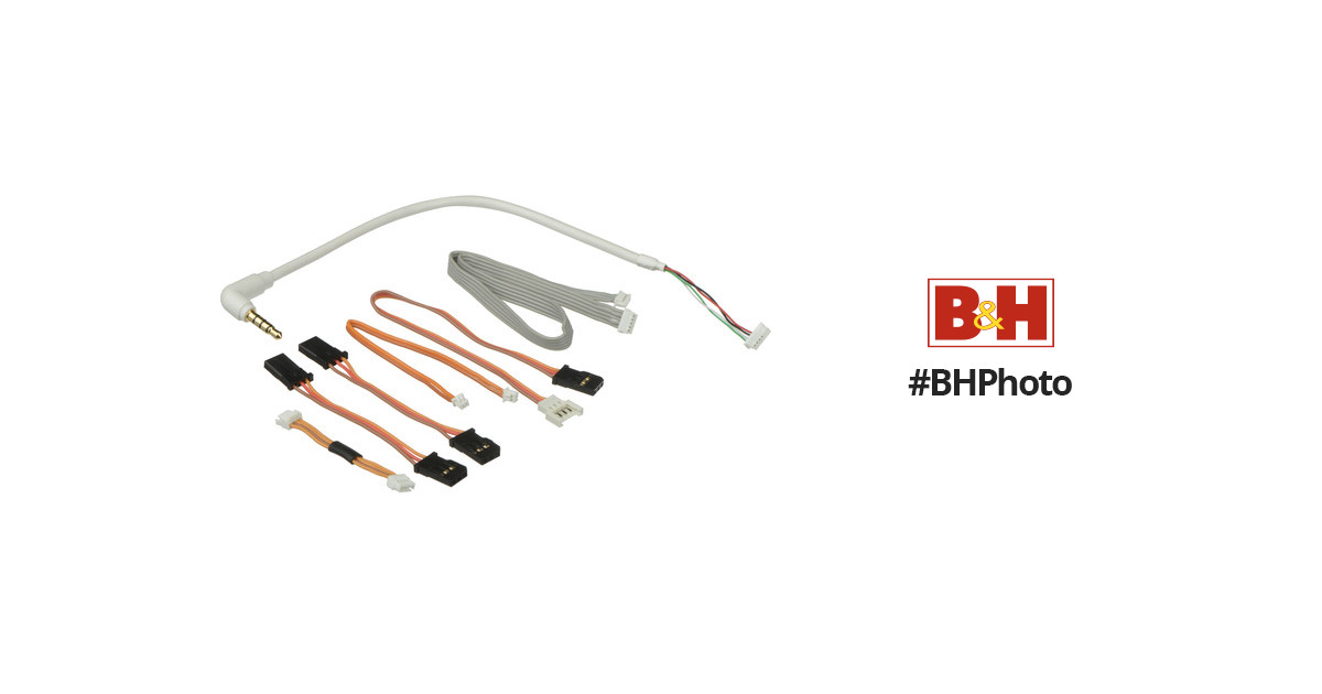 DJI Cable Pack for Phantom 2 Vision Quadcopter CP.PT
