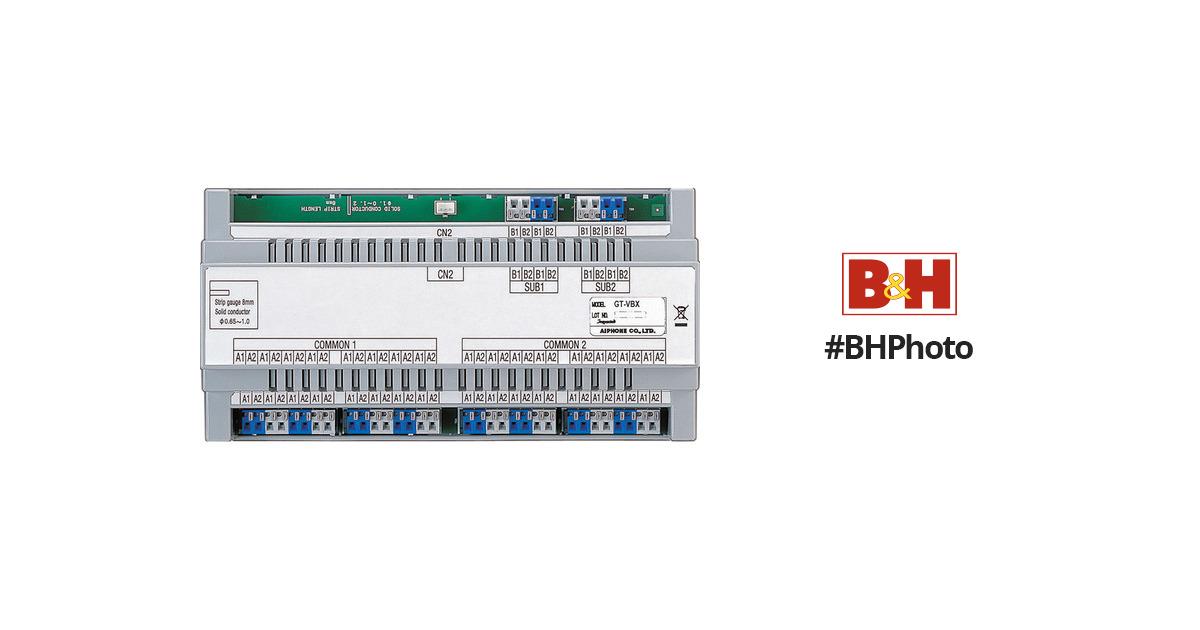 Aiphone GT-VBX Expanded Video Bus Control Unit For GT GT