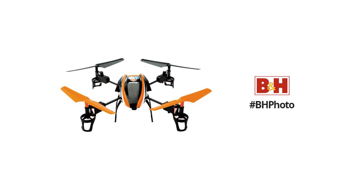 BLADE 180 QX HD Quadcopter with EFC-721 720p HD Flight