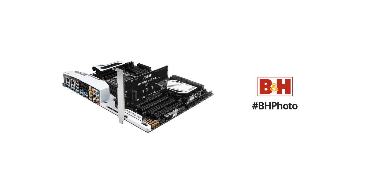 ASUS X99-Deluxe Motherboard X99-DELUXE B&H Photo Video
