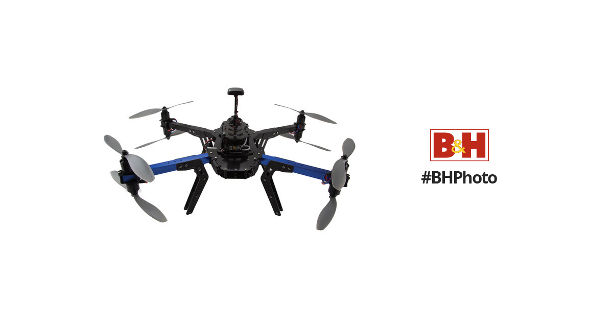 3DR X8+ Octocopter (RTF, 433 MHz: for Europe) 3DR0022 B&H