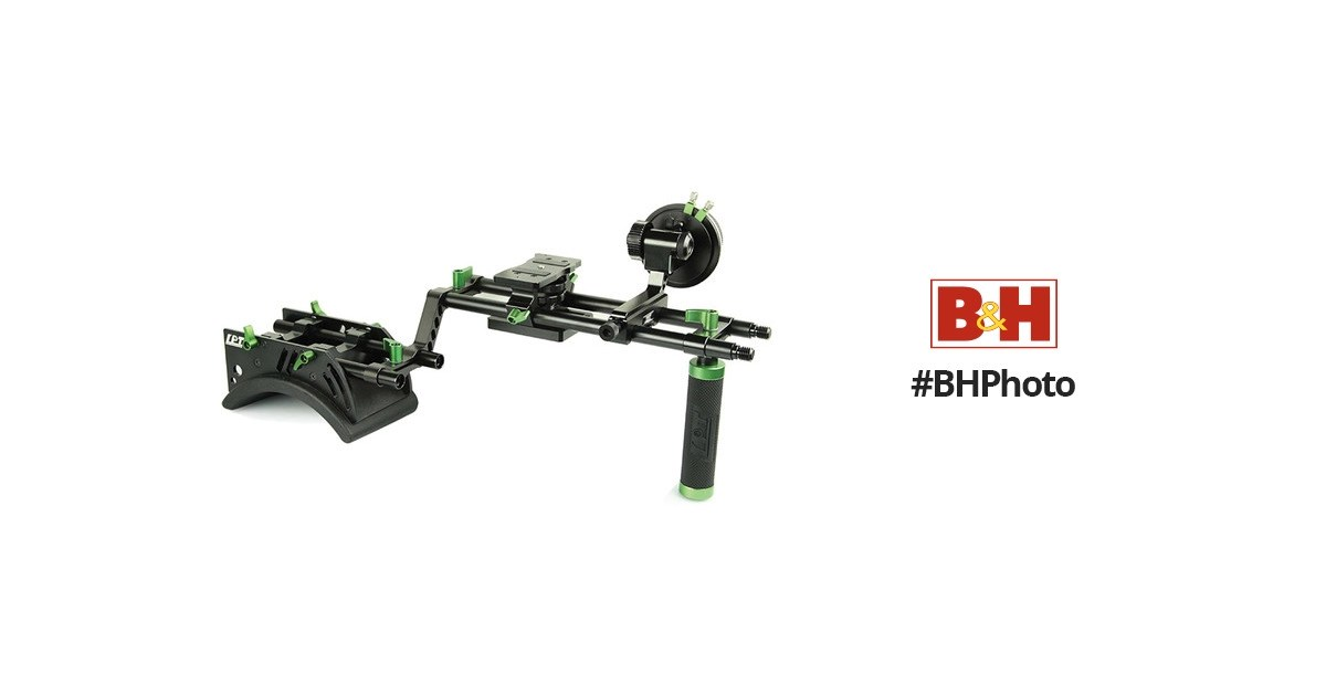 LanParte Single Handle DSLR Camera Rig Kit SHR-01 B&H Photo