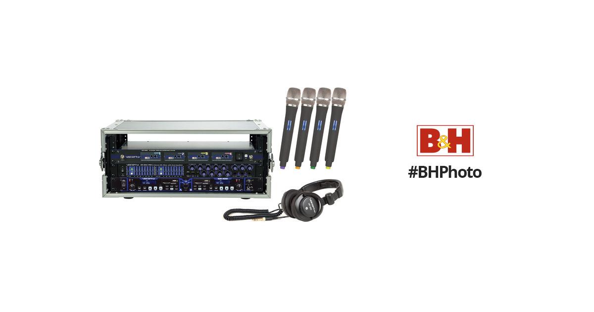 VocoPro Passage-4000 Professional Recording System PASSAGE