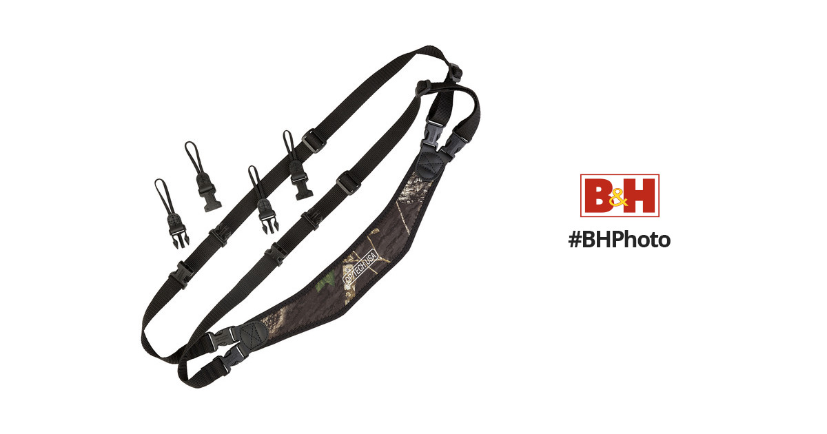 OP/TECH USA Utility Sling-Duo (Nature) 3510232 B&H Photo Video