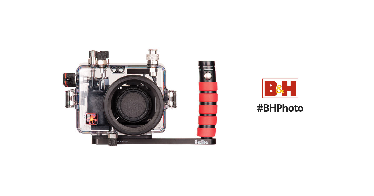 Ikelite Underwater Housing with TTL Circuitry for Sony 6910.60