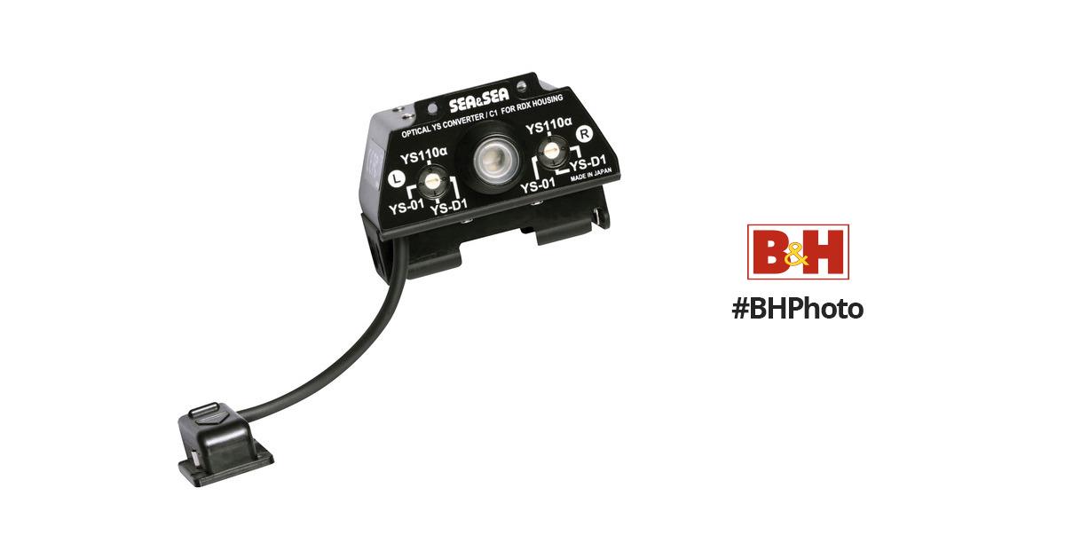 Sea & Sea Optical YS Converter/C1 for RDX-100D SS-50137 B&H