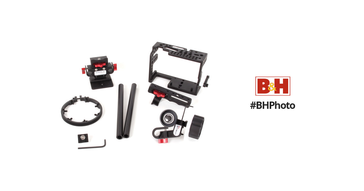 D Focus Systems D|Cage Bundle for Panasonic GH4 and GH3