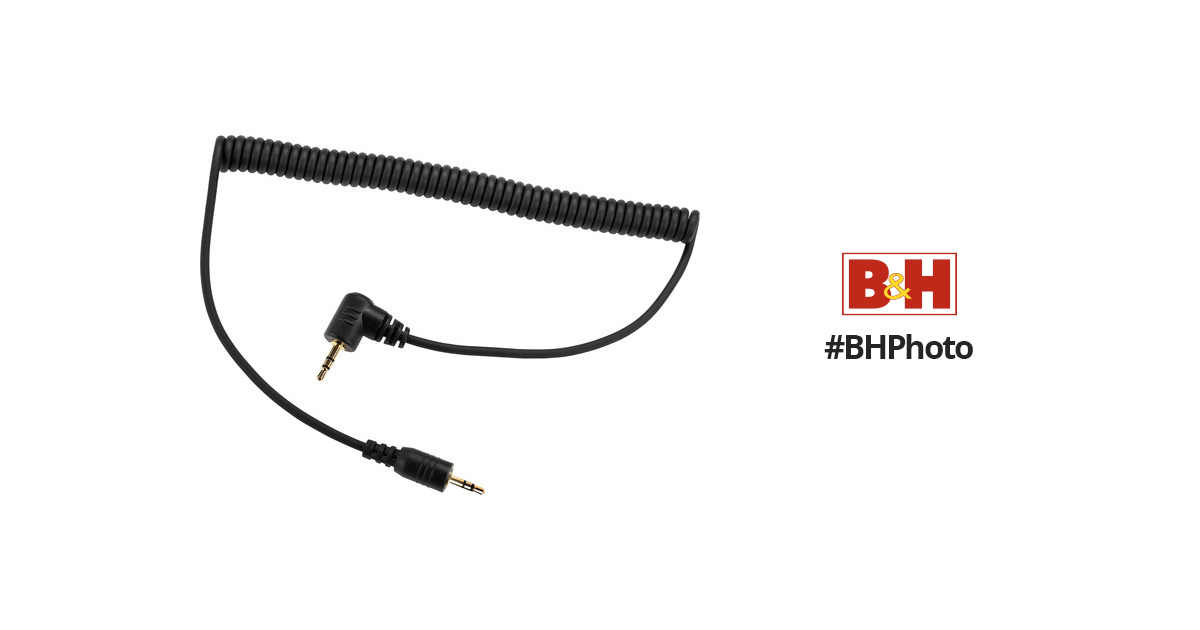 Impact Shutter Release Cable for Canon Cameras RSC-C1-25 B&H