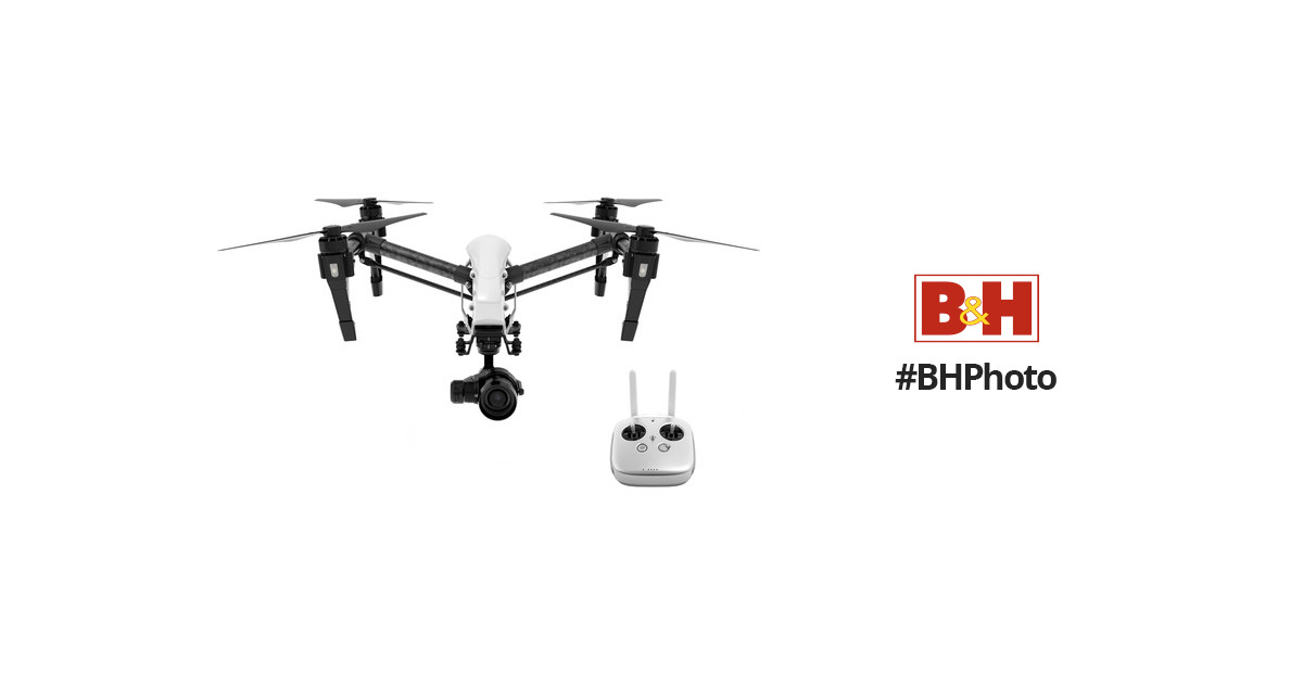 DJI Inspire 1 v2.0 PRO Quadcopter with Zenmuse X5 CP.BX.000066