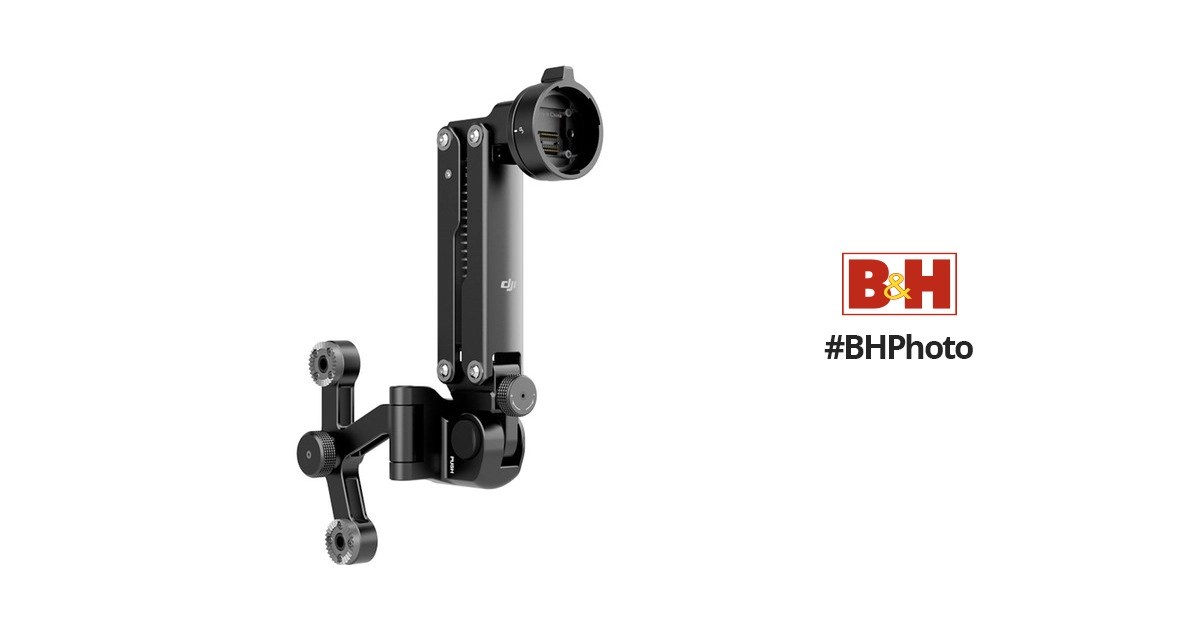 DJI Osmo Z-Axis for Zenmuse X3 Gimbal and Camera CP.ZM.000344