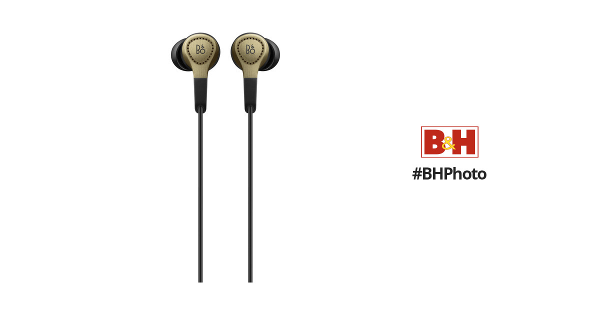 Bang & Olufsen H3 2nd-Generation In-Ear Headphones 1643256 B&H