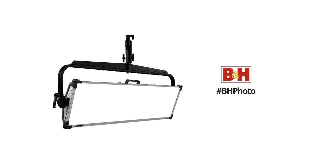 ARRI SkyPanel S120-C LED Softlight (Black, Manual Yoke)