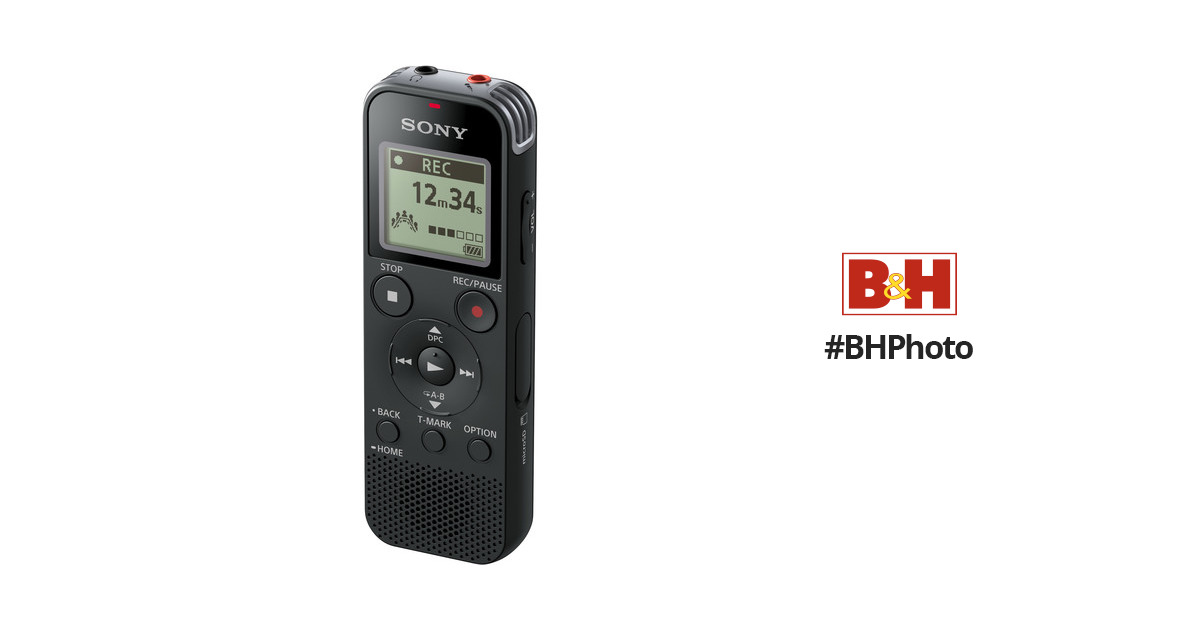 Sony ICD-PX470 Digital Voice Recorder with USB ICD-PX470 B&H