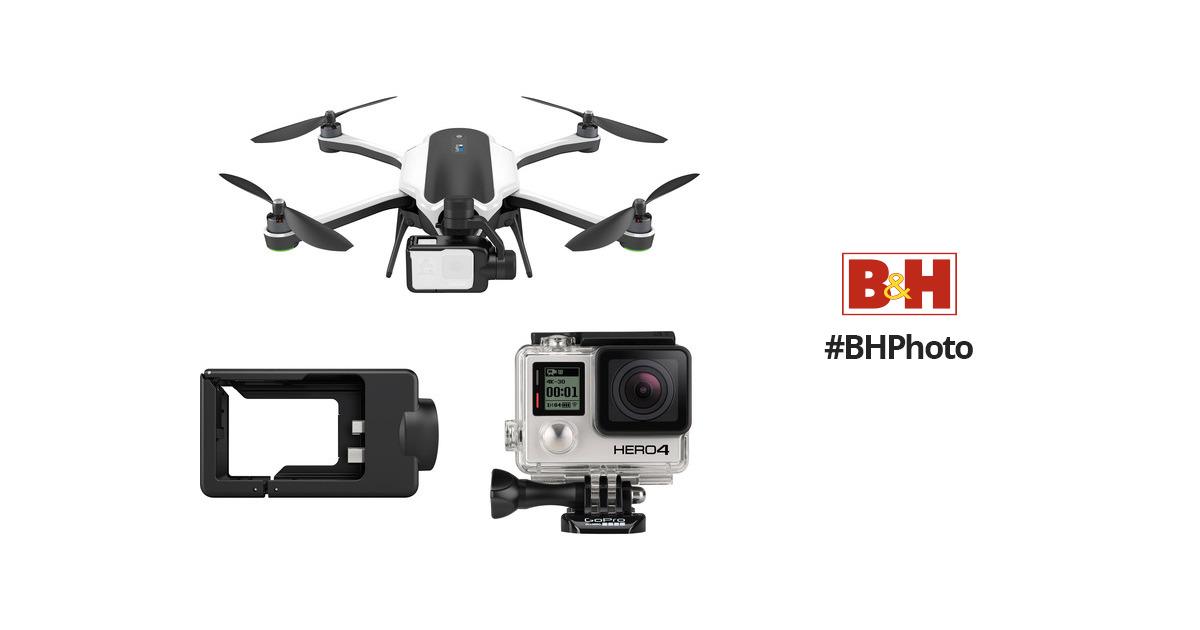 GoPro Karma Quadcopter with HERO4 Black Kit B&H Photo Video
