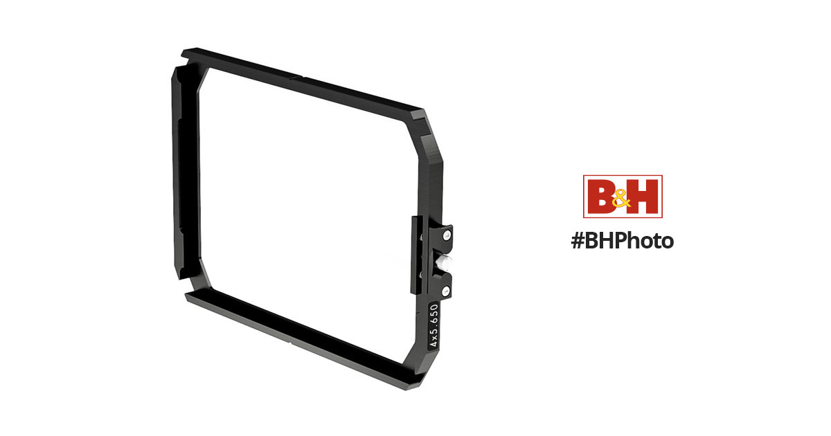 ARRI F4 Filter Frame with Open Corners K2.66046.0 B&H
