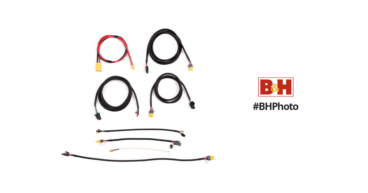 FREEFLY MoVI XL Wiring Harness Spare Kit 910-00268 B&H Photo