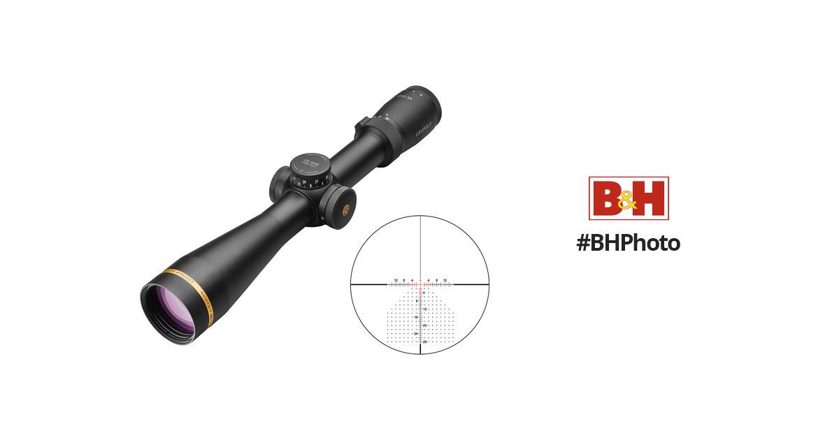 Leupold 3-15x44 VX-5HD CDS-ZL2 Side Focus Riflescope