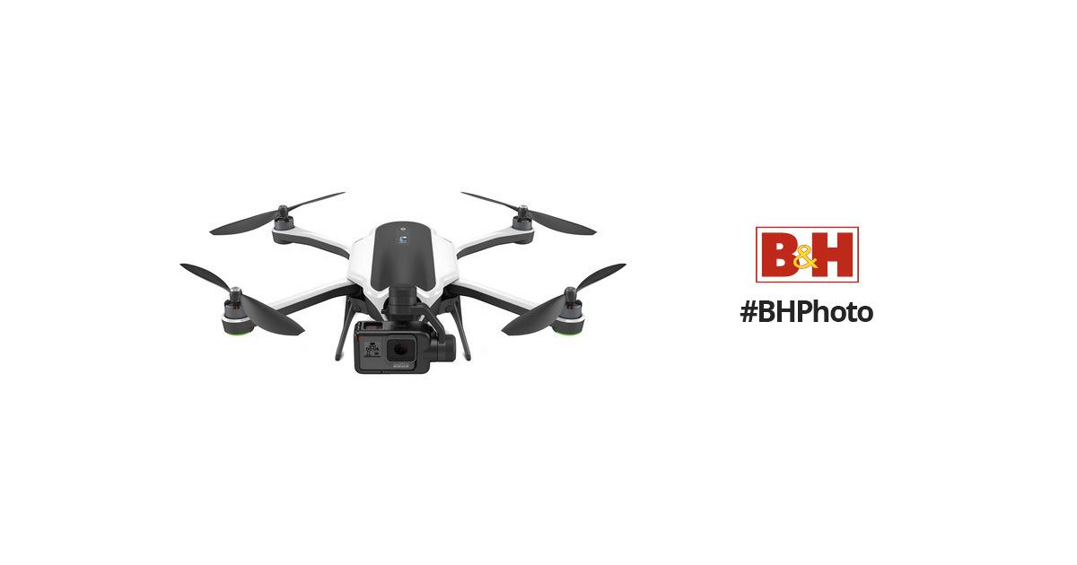 GoPro Karma Quadcopter with HERO6 Black QKWXX-601 B&H Photo