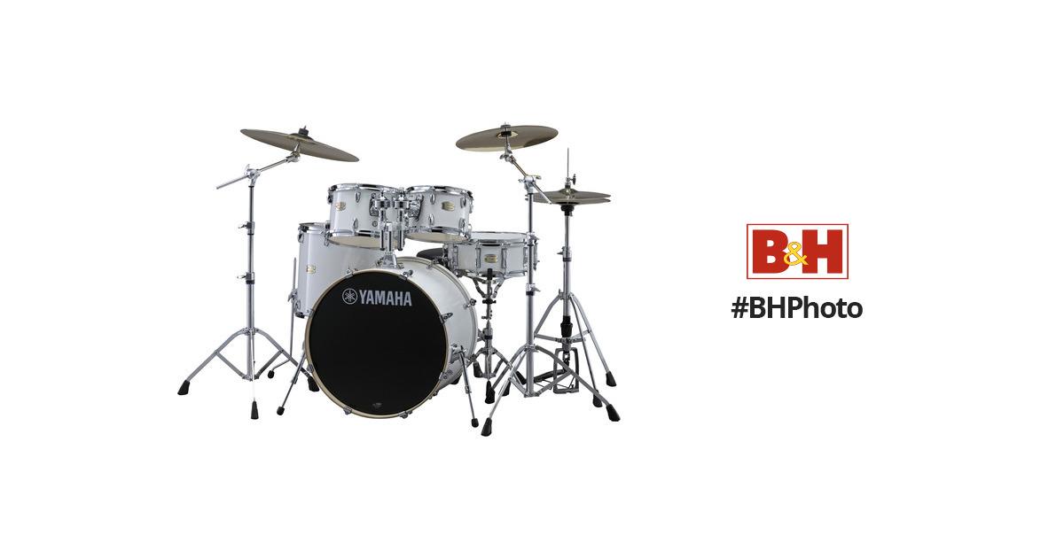 Yamaha SBP050PW Stage Custom Birch Shell Package SBP0F50