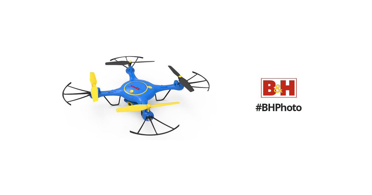 SYMA X5UW FPV Real-Time Quadcopter with 720p Wi-Fi Camera