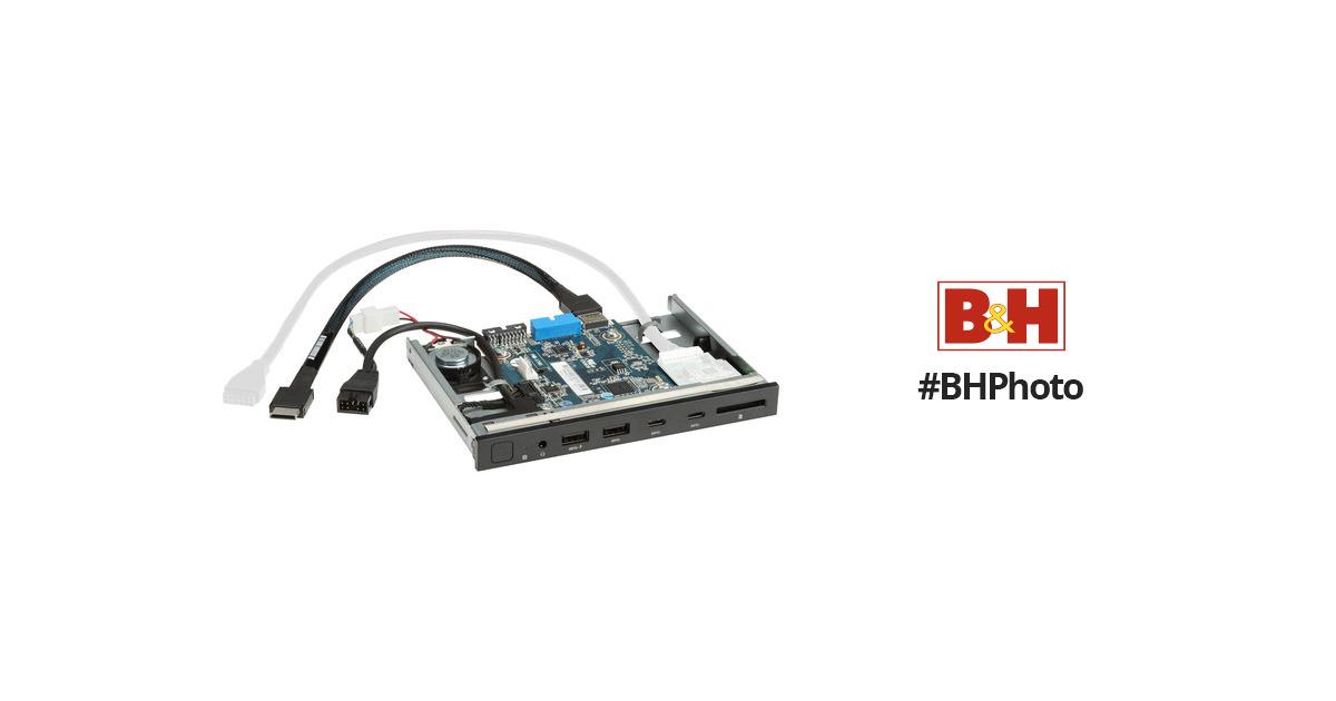 HP Z Premium Front I/O Panel 1XM32AA B&H Photo Video