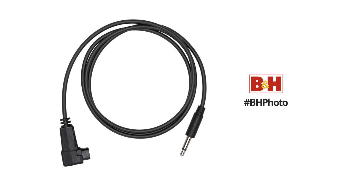 DJI Mono 3.5mm Jack Plug to Futaba Square Plug CP.VL