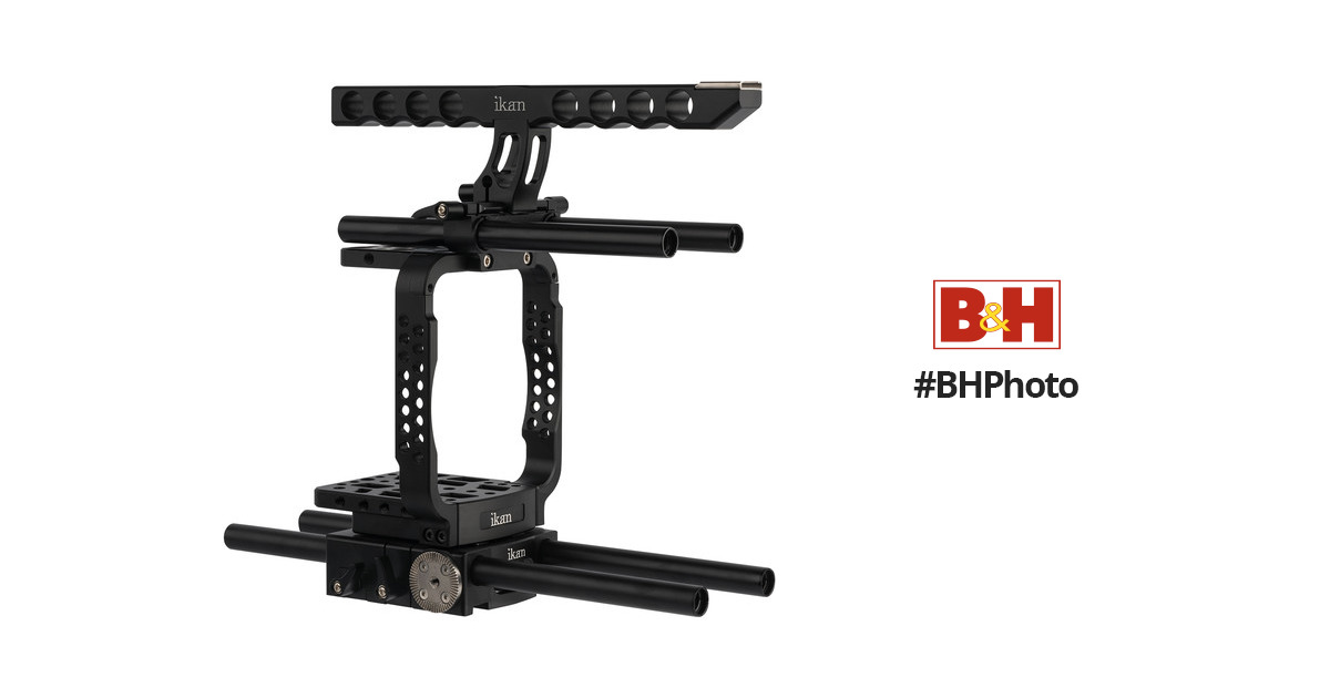 ikan Camera Rig System for Canon ME200 ELE-ME200-RIG B&H Photo