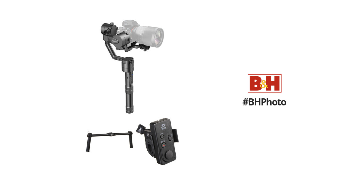 Zhiyun-Tech Crane v2 Stabilizer with Dual Handle & B&H Photo