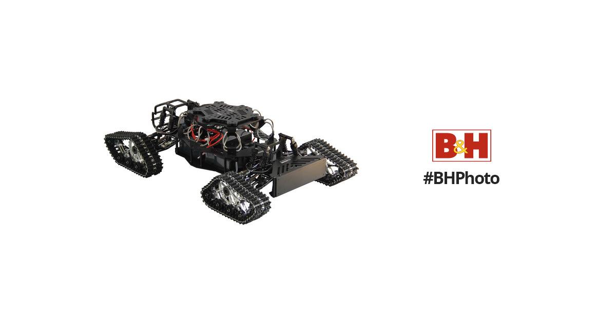 CINEGEARS 4 × 4 All-Wheel Drive Rover Gimbal Car 3-092 B&H