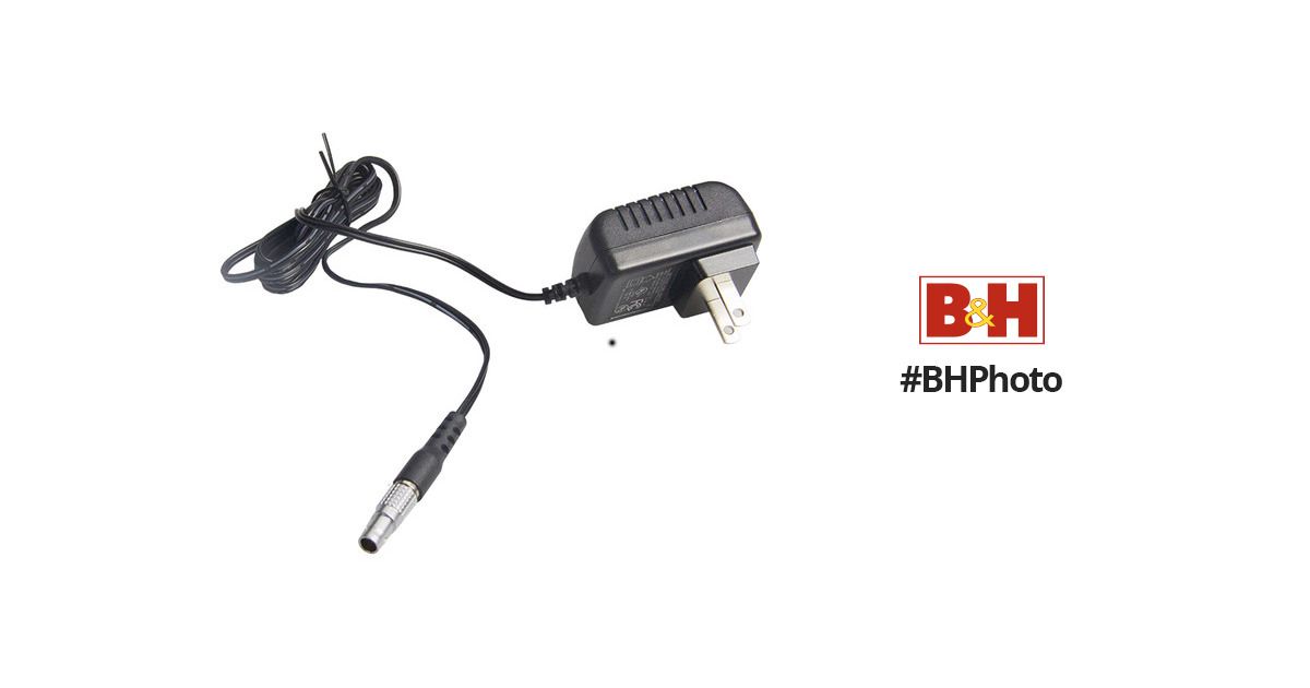 Hollyland 4-Pin Lemo 12 VDC Power Supply for COSMO AC ADAPTER