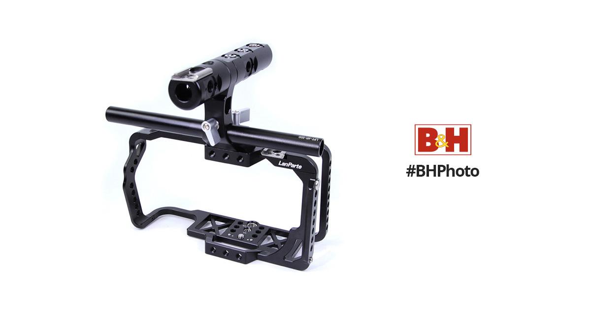 LanParte Full Camera Cage for Blackmagic Pocket Cinema