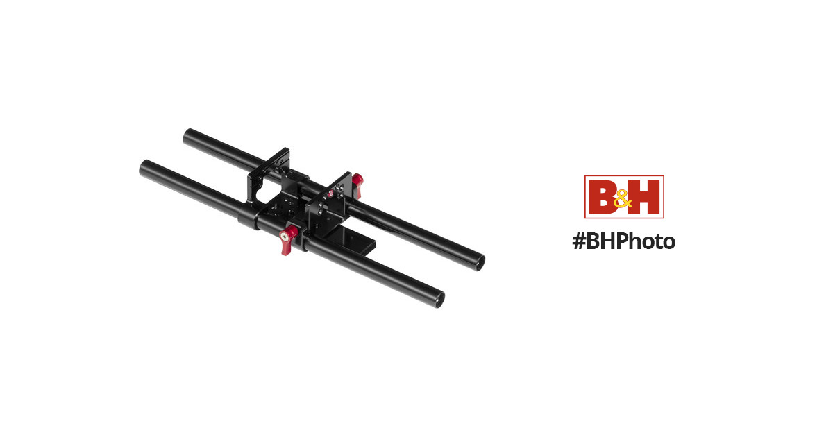 Zacuto Polaris 15mm LWS Rod Support with 12