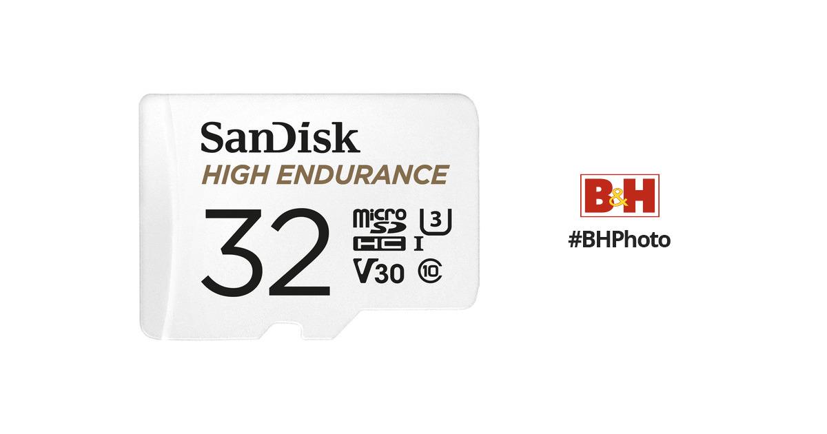 SanDisk 32GB High Endurance UHS-I microSDHC SDSQQNR-032G-AN6IA