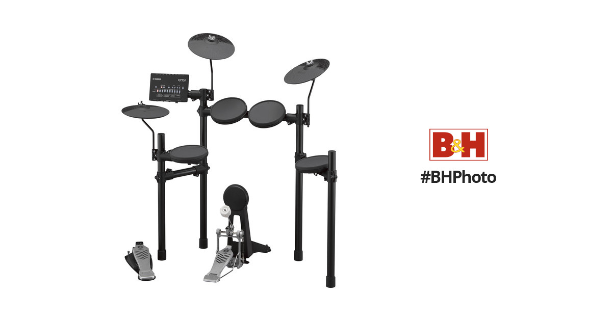 Yamaha DTX432K Electronic Drum Kit DTX432K B&H Photo Video