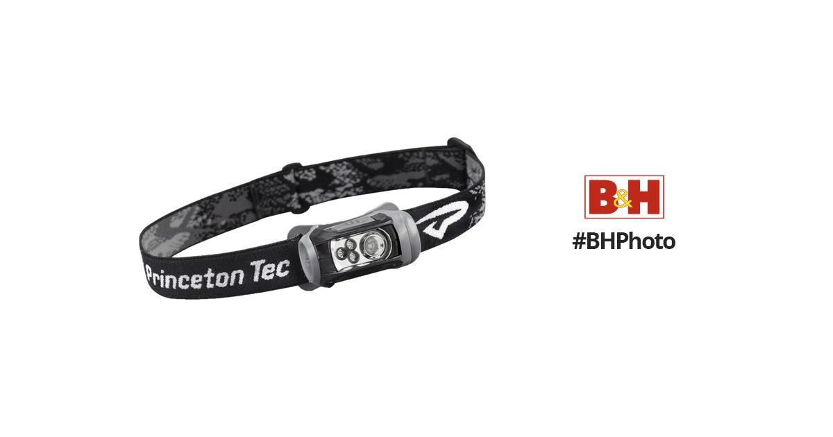 Princeton Tec Remix RGB LED Headlamp (Black) RMX300-RGB-BK B&H