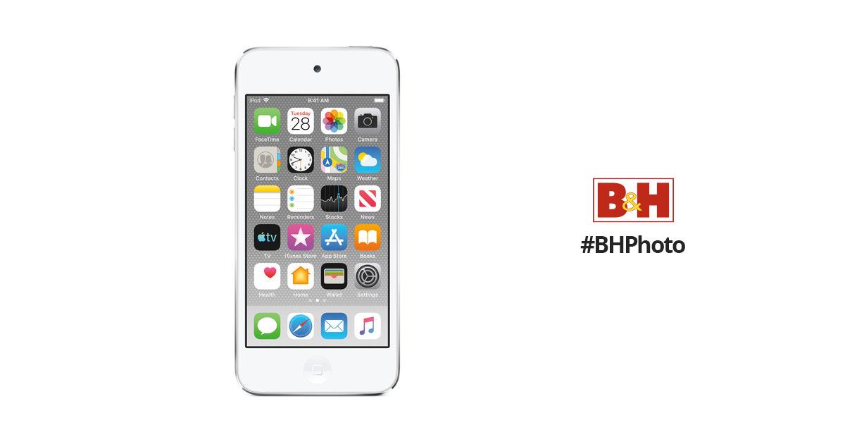 Apple 32GB iPod touch (7th Generation, Silver) MVHV2LL/A B&H