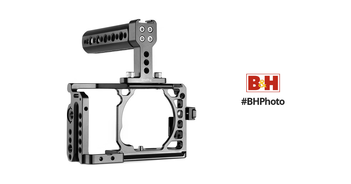 SmallRig Accessory Kit for Sony a6500 and a6300 Cameras 1968C