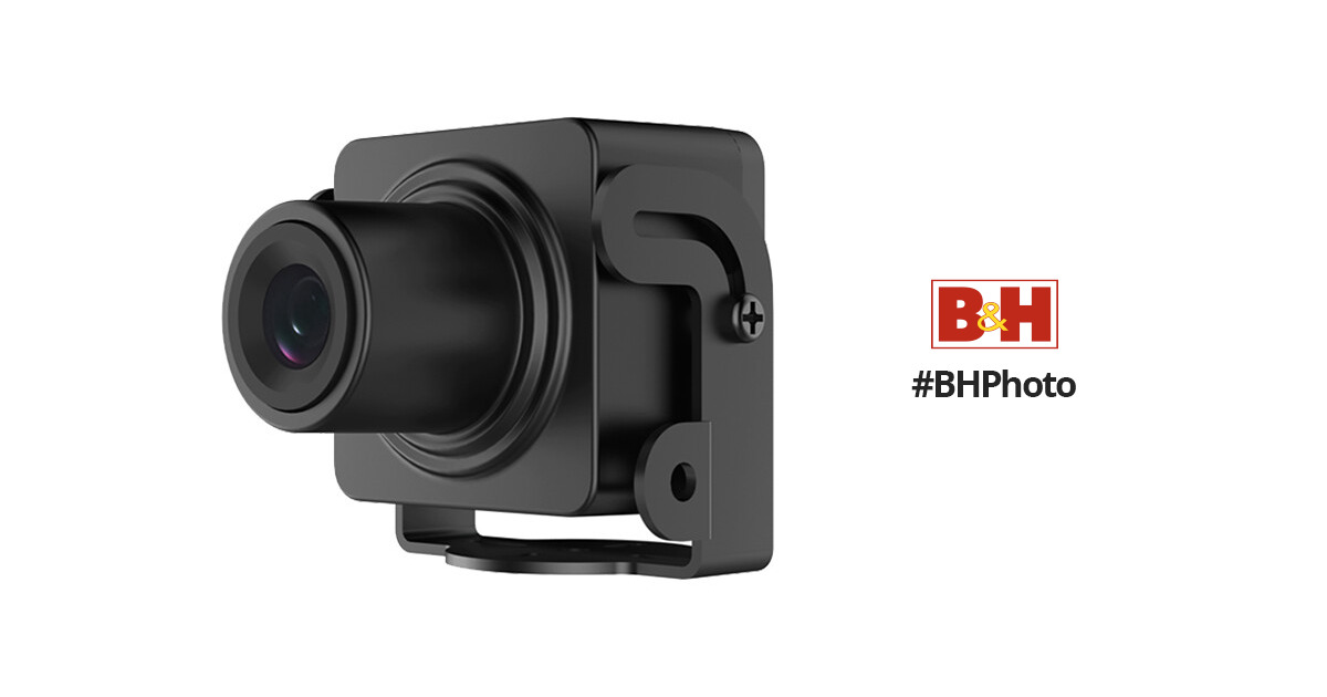 Hikvision 2MP Pinhole Camera with 3.7mm DS-2CD2D21G0-D/NF