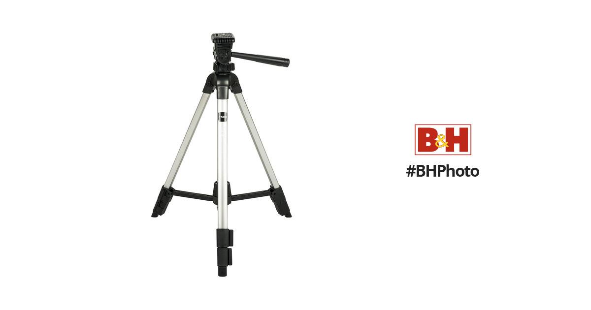 Smith-Victor P500 Pinnacle Digital Economy Tripod 700155 B&H
