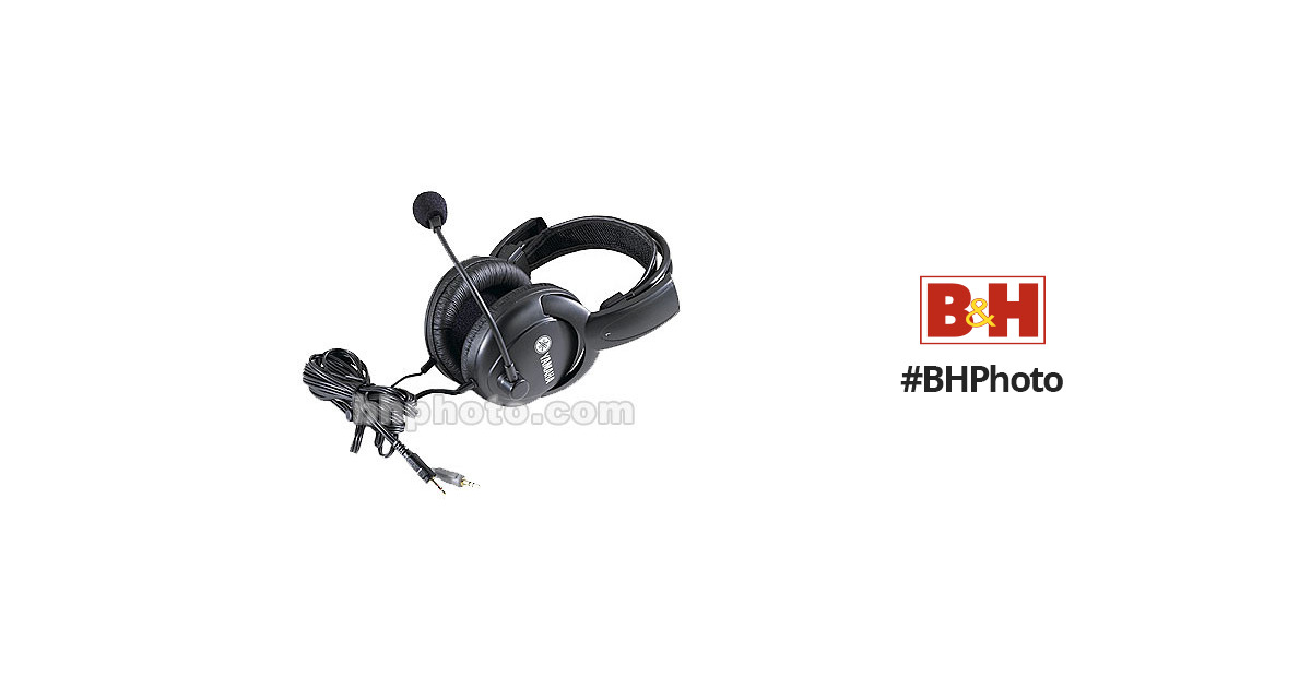 Yamaha CM500 Headset with Boom Microphone CM500 B&H Photo