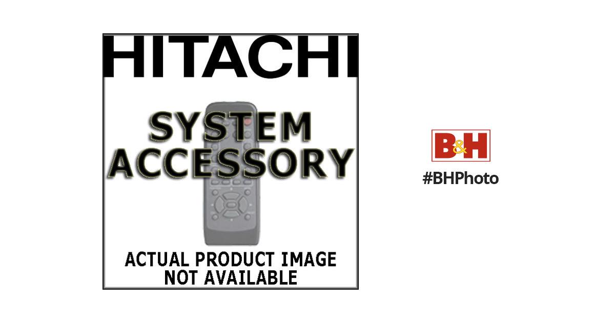 Hitachi Remote Control for the Hitachi CP-X440 and HL02204 B&H