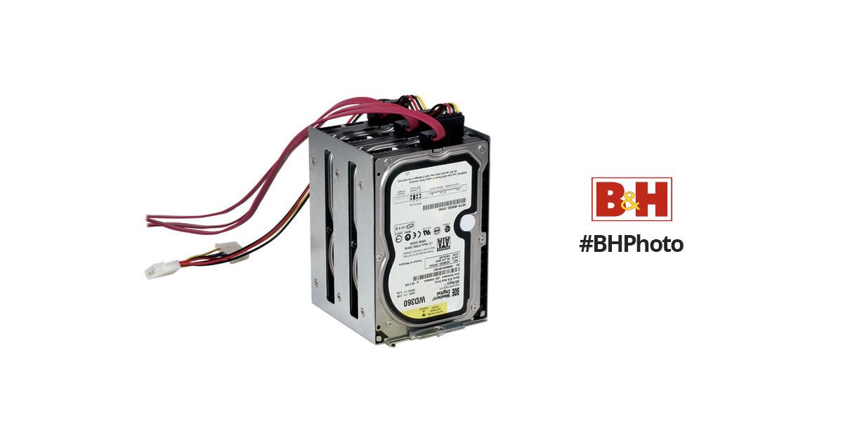Sonnet G5 Jive Internal Drive Mounting System ENC-G5-3HD B&H