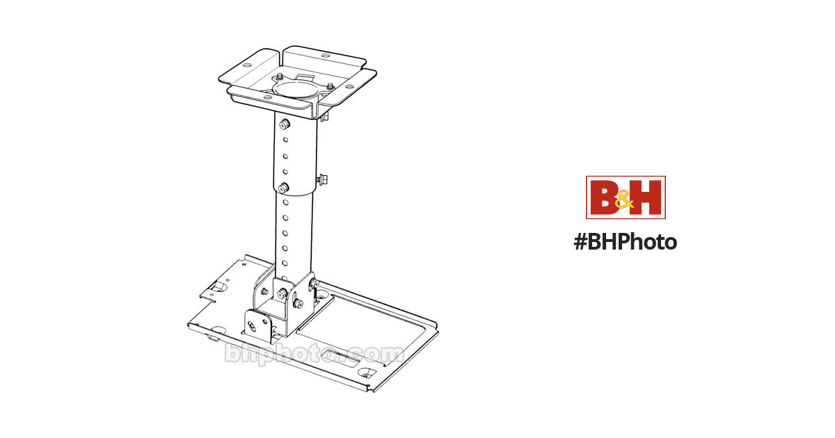 Panasonic ET-PKX100 Ceiling Mount Bracket ET-PKX100 B&H Photo