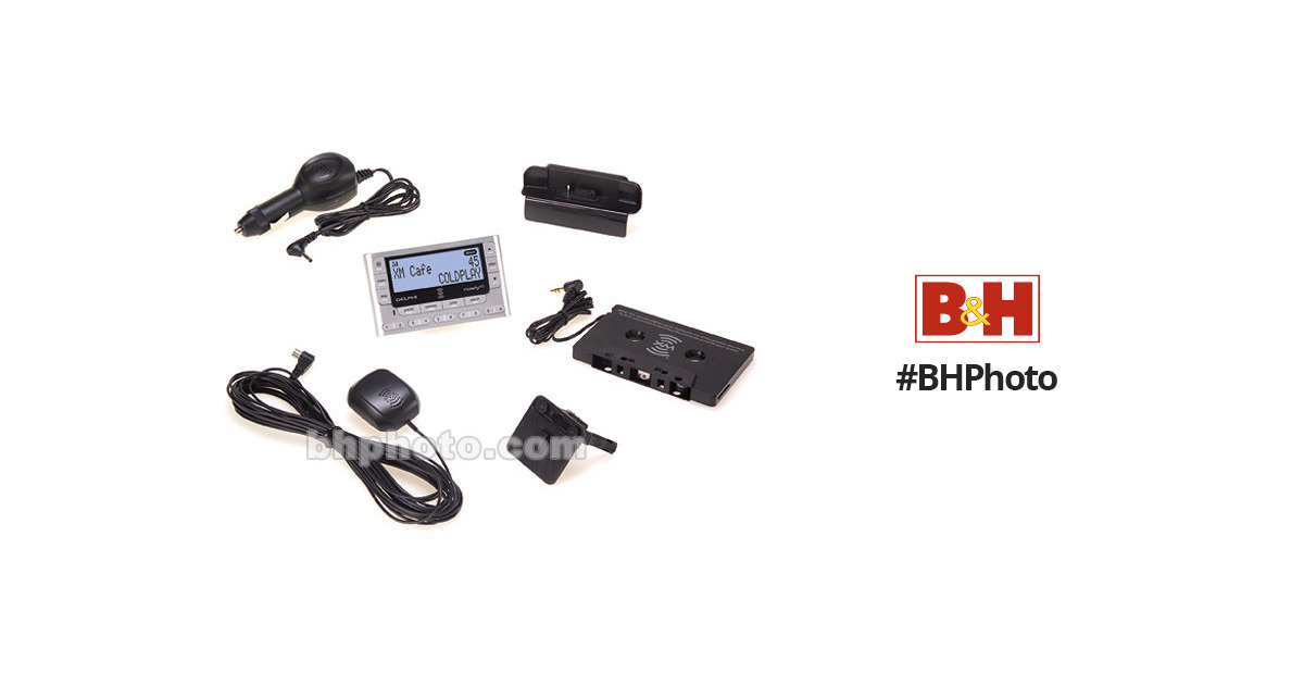 Delphi SA10276 Roady XT XM Satellite Radio Receiver and